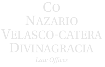CO NAZARIO VELASCO-CATERA & DIVINAGRACIA Law Offices